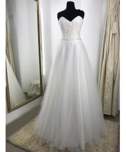 WDV 143  Свадебное платье кружевной лиф