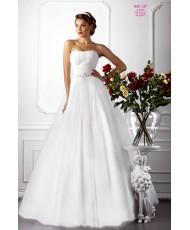 WDV 147 Свадебное платье а-силуэт из кружева