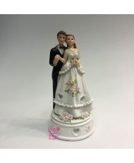 ST 028 Свадебная статуэтка высокая