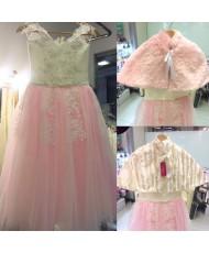 DP 317 Платье детское пышное детское