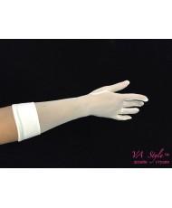 PR 151-long Перчатки сетка с манжетом