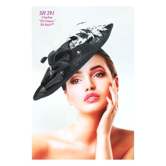 http://www.hatshop.com.ua/282-407-thickbox/schlyapka-v-chernom-cvete-s-nebolschimi-polyami-sh-291.jpg