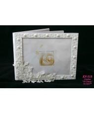 KN 018 Свадебная книга для пожеланий с жемчугом