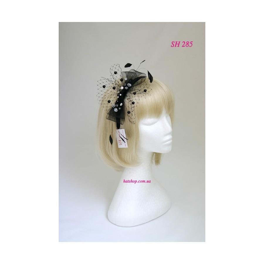Декор обруча для волос