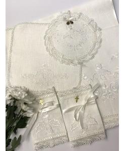 PL 020 Набор венчальный вензель