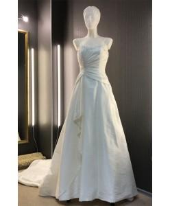 T8174 Роскошное Свадебное платье со шлейфом  44р