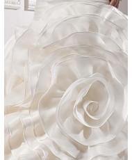 WD 111 Свадебное платье с оборками