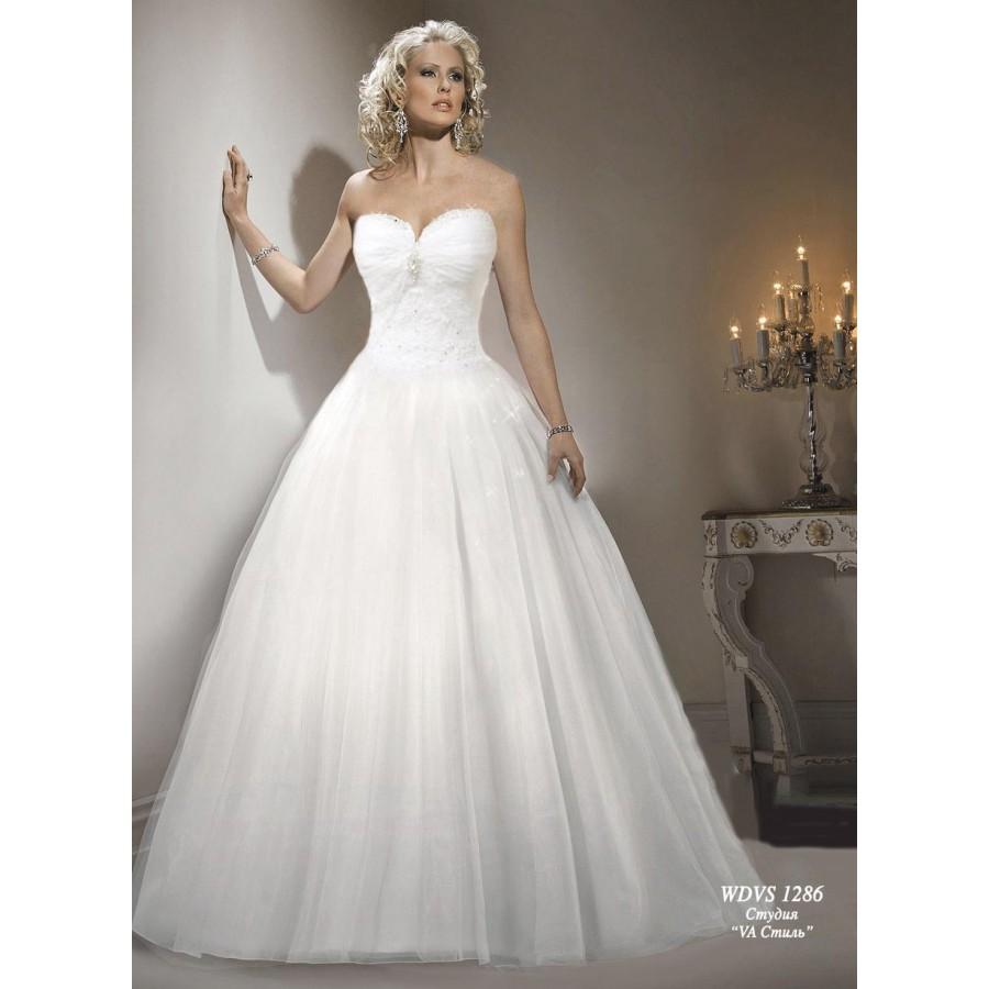 Свадебные Платья Пышные Недорого
