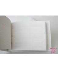 KN 030-1 Свадебная белая книга для пожеланий