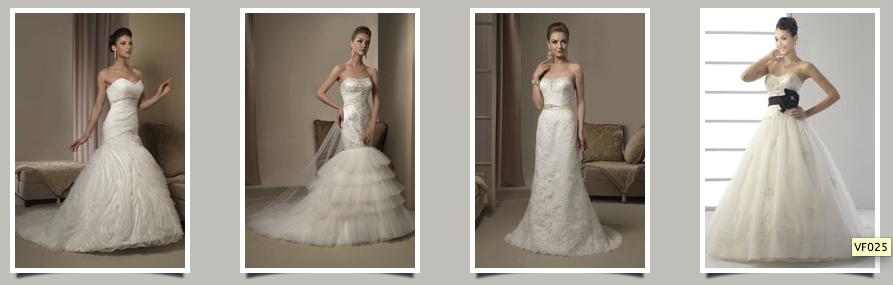 свадебные платья каталог смотреть 2013
