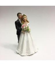 ST 008 Статуэтка для торта свадебная