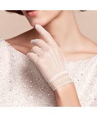 PR 013 Перчатки из сетки короткие
