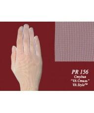 PR 156 Перчатки сеточка айвори с пальцами