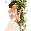 WD 216 Свадебное платье со спущенным рукавом