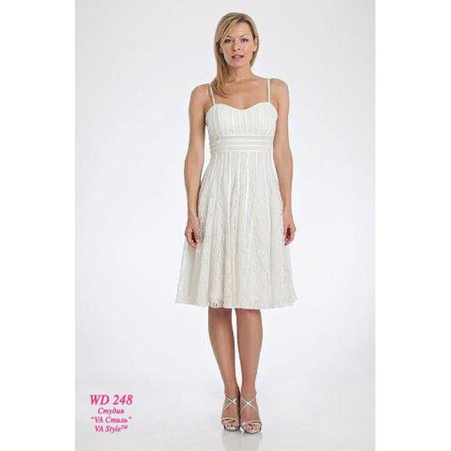 e62568ffc31 WD 248 Платье кружевное на бретелях 52-54р - Hatshop интернет ...