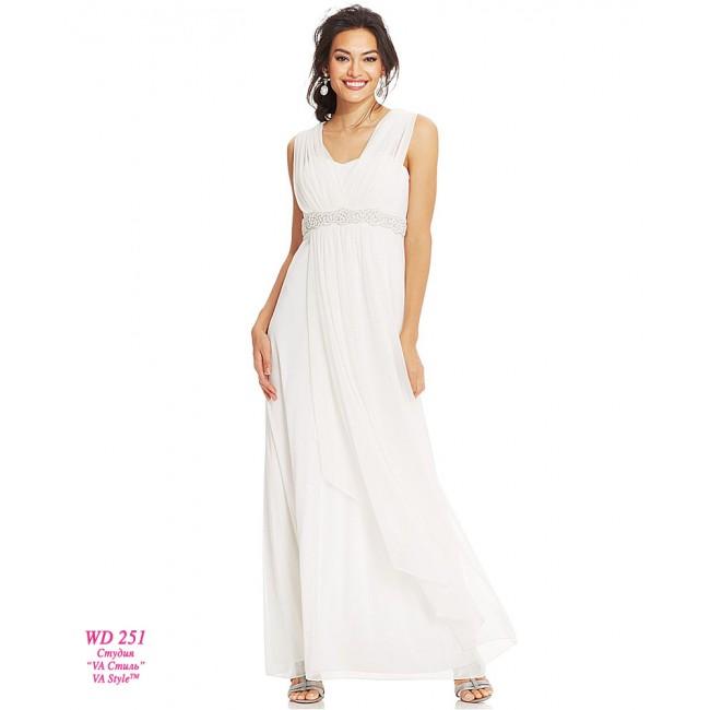 5e36da3daa6 WD 251 Платье на бретелях в греческом стиле - Hatshop интернет ...