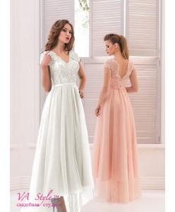 WD 265 Платье асимметричной длины
