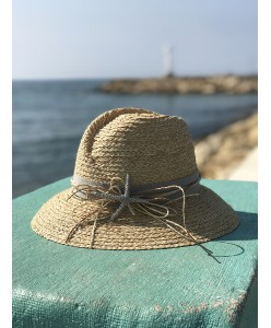 SH 621 Соломенная шляпа с полями