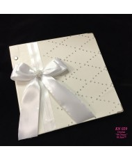 KN 029 Свадебная книга белая