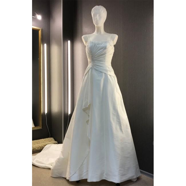 c92a5fdbbba T8174 Роскошное Свадебное платье со шлейфом 44р - Hatshop интернет ...