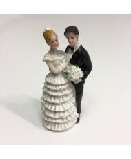 Свадебная статуэтка на торт ST 003