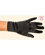 PR 083-1  Перчатки черные короткие